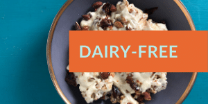 dairy-free diet category